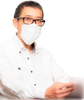画像:衛生のプロの人
